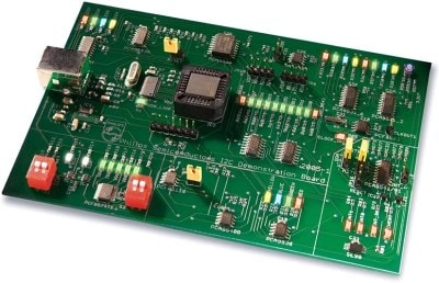 OM6275 : NXP I²C demonstration board 2005-1 kit thumbnail