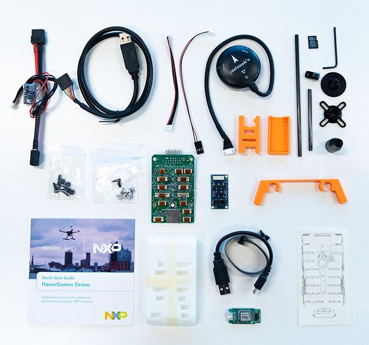 PX4 Robotic Drone FMU | NXP