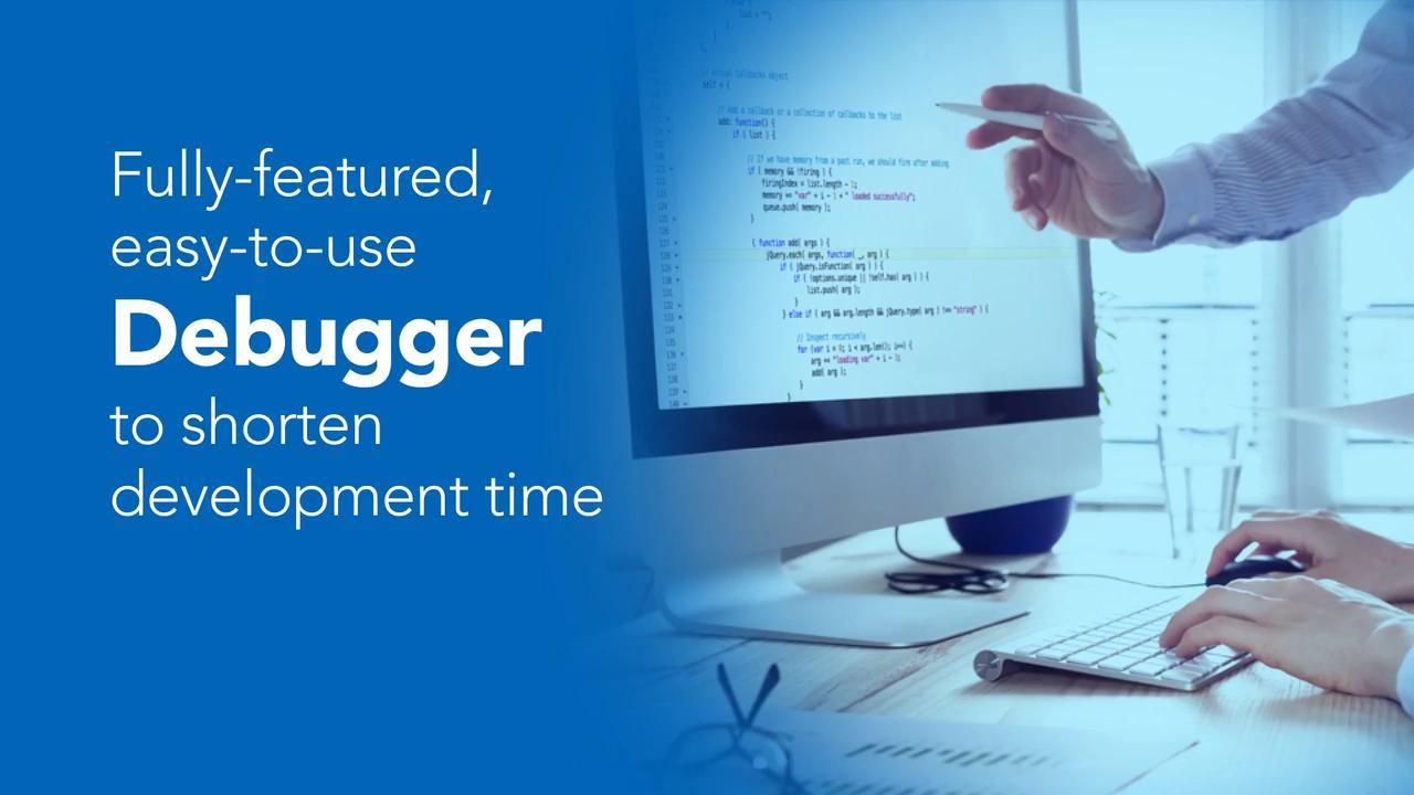 S32 Debugger for testing and debuggin software solutions