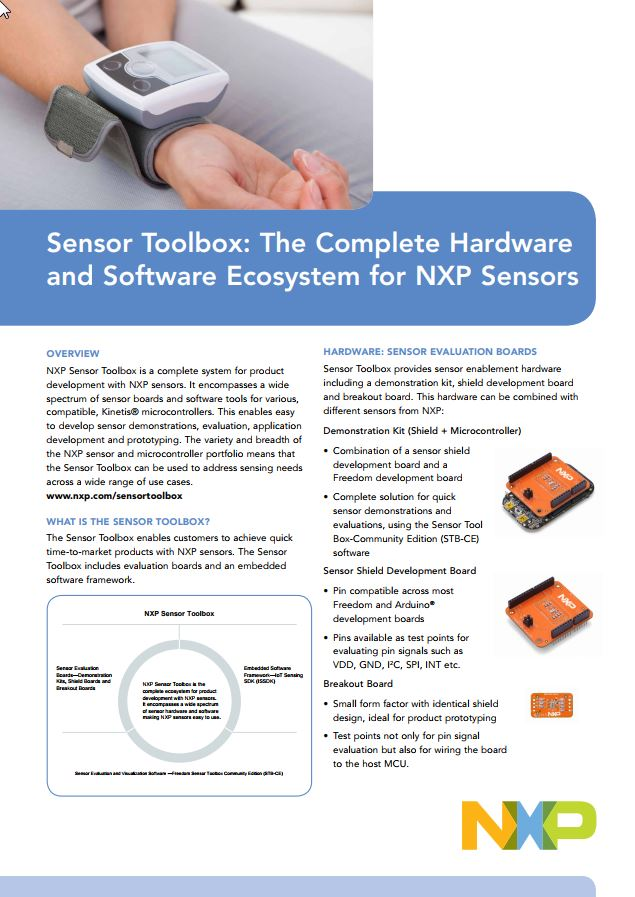 Sensor Toolbox: The Complete Hardware and Software Ecosystem
