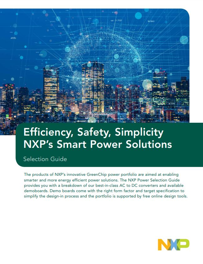 Efficiency, Safety, Simplicity Smart Power Solutions Link