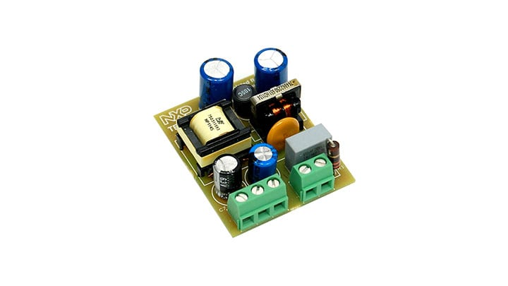 TEA1721ADB1061 : TEA1721 Isolated Universal Mains Flyback Converter Demo Board thumbnail