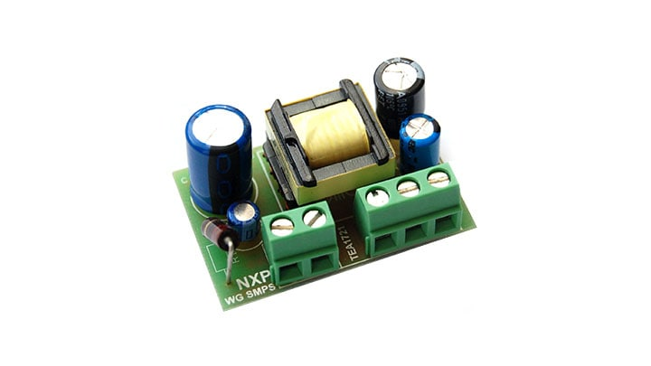 TEA1721BDB1065 : TEA1721 Universal Mains White Goods Flyback SMPS Demo Board thumbnail