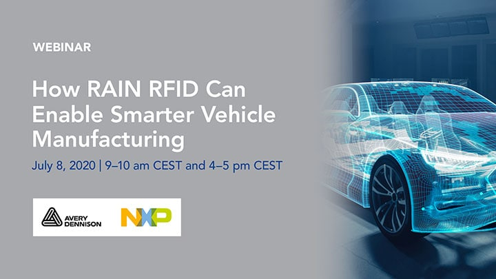 RAIN RFID for Smarter Vehicle Manufacturing - Blog Image
