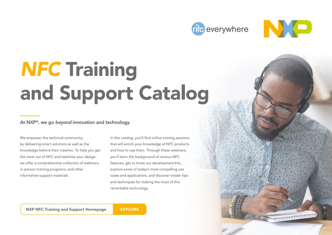 Training and support catalog Image