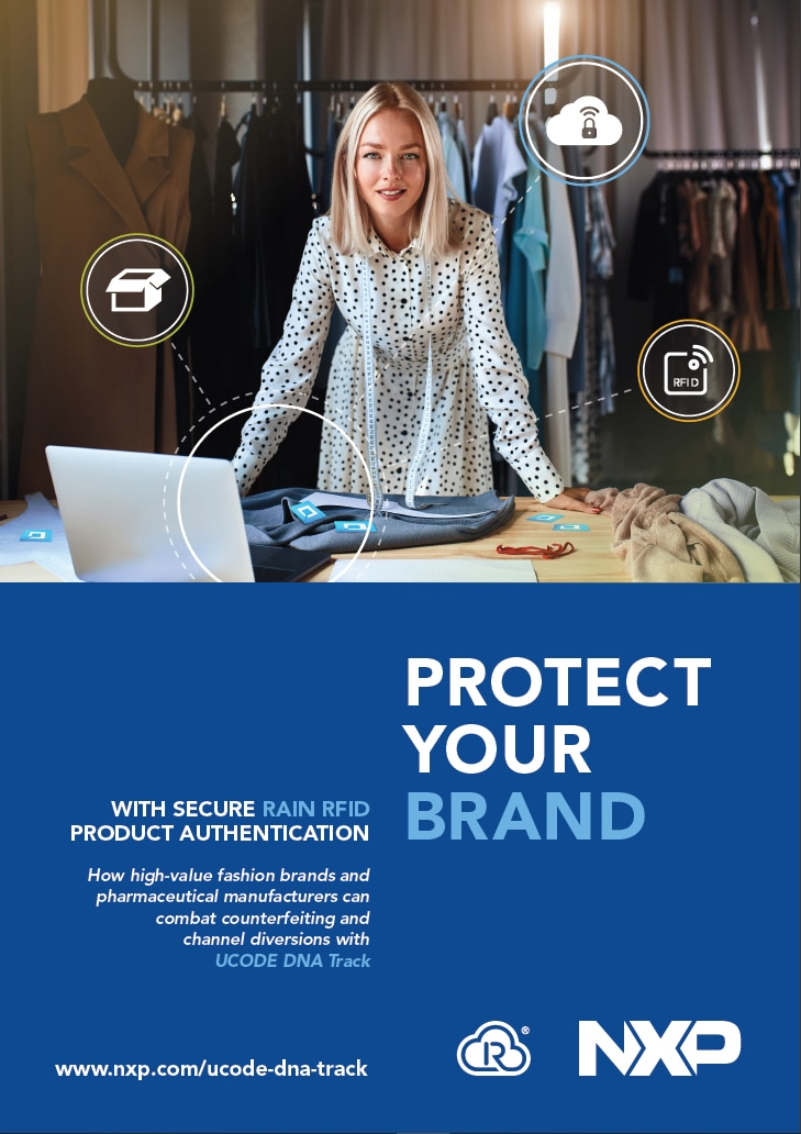 Protect your Brand with Secure Rain RFID - Brochure image