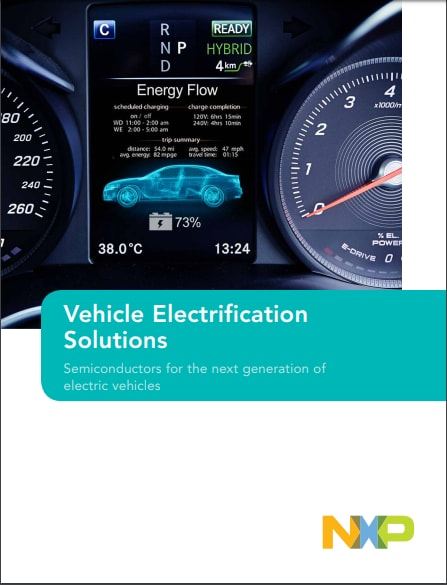 NXP's Guide to Designing for Electric Vehicles - Image