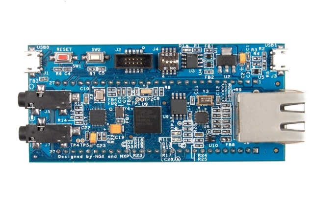LPC4330-Xplorer Board