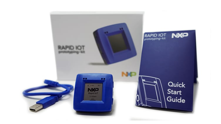 NXP Rapid IoT Prototyping Kit