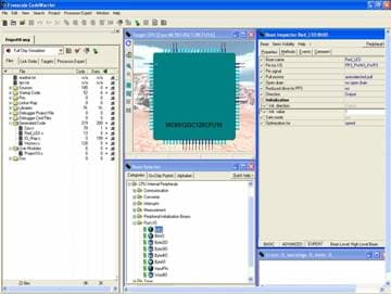 CodeWarrior<sup>&#174;</sup> for HCS12(X) Software