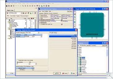 CodeWarrior<sup>&#174;</sup> Development Studio for ColdFire<sup>&#174;</sup> Architectures (Classic IDE) v7.2