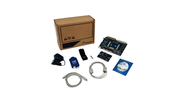 MPC564xA Evaluation Kit:  XPC564AKIT176S, XPC564AKIT208S, XPC564AKIT324S