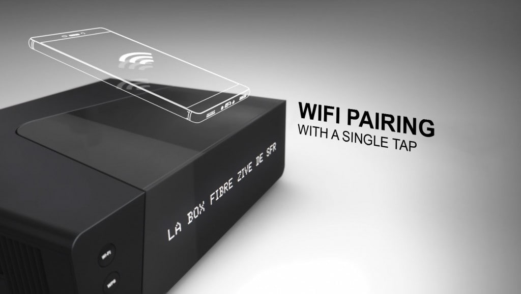 NFC pairing_SFR Box