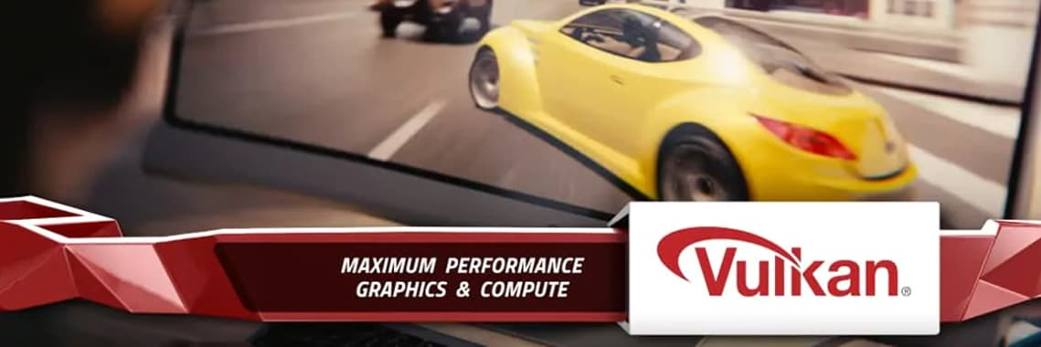 Not just for gaming: Vulkan graphics brings maximum performance to automotive