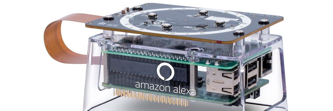 Amazon's New Alexa-on-a-Chip with i.MX Helps Large OEMs Give Their Products a Voice