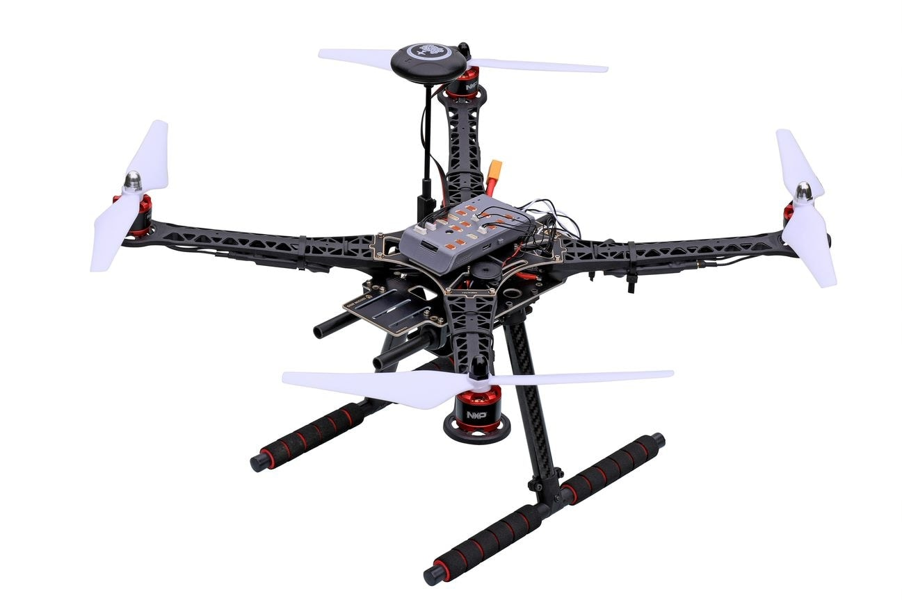 New to Dronecode, NXP brings safe, highly reliable