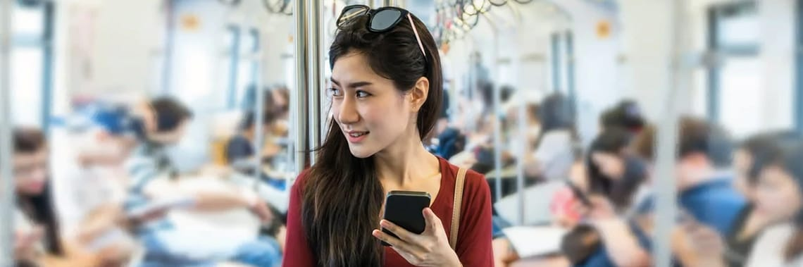 NXP's Secure Mobile Transit to be in More Than 100 Chinese Cities by End 2018