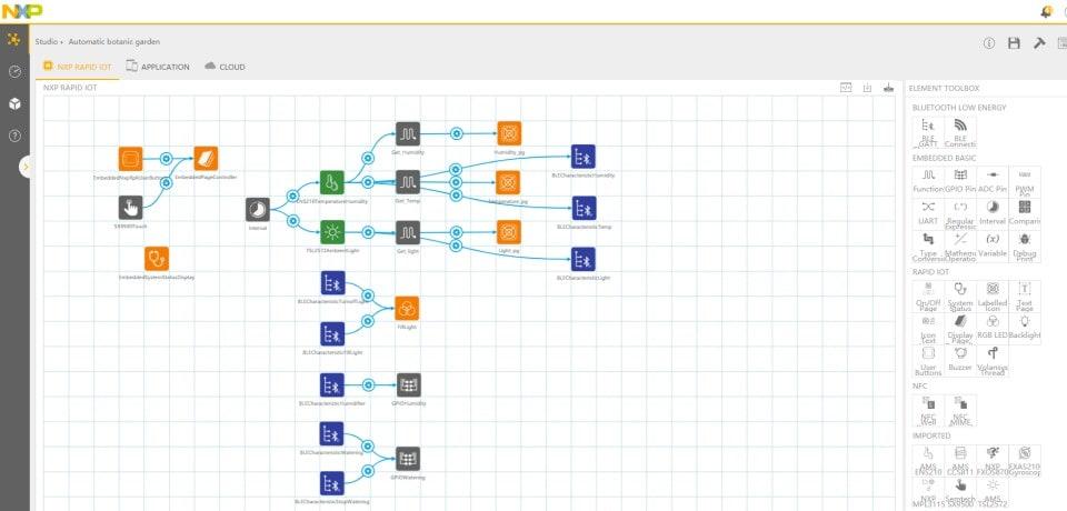 Rapid IoT Studio – Function Design