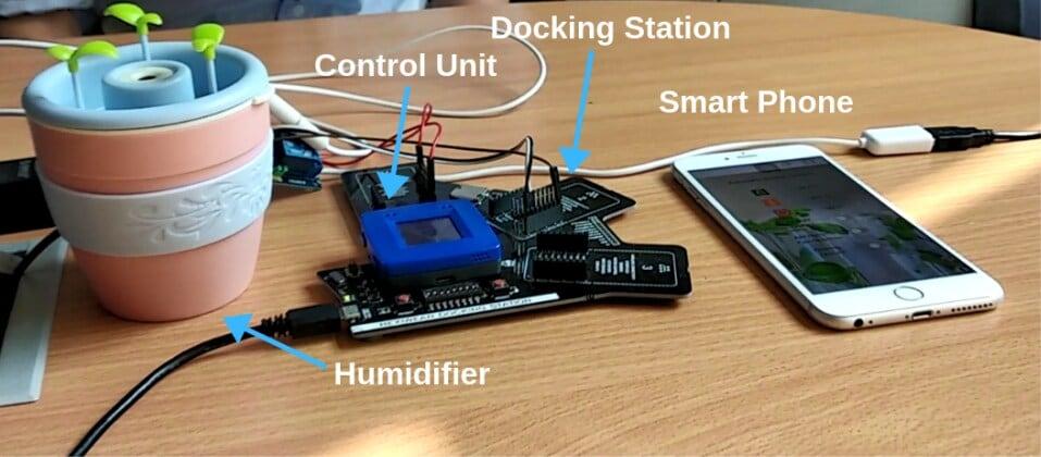Rapid IoT Kit Hardware – Complete setup