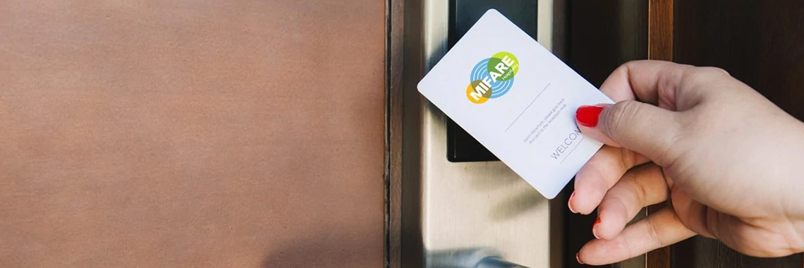 What if your hotel key card could do more than open doors?