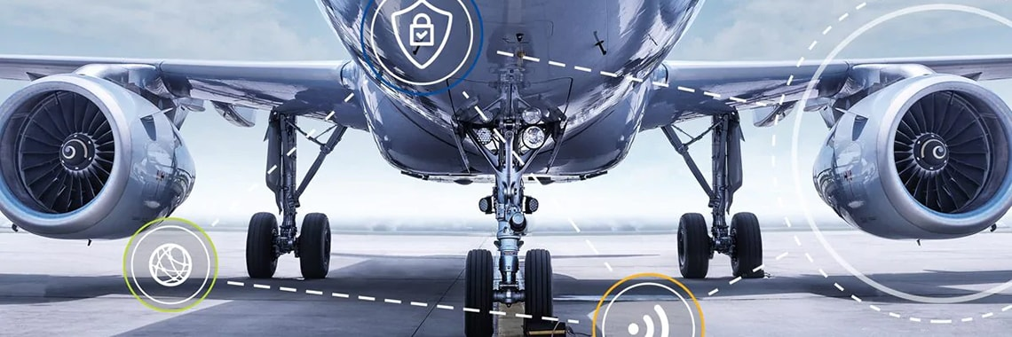 Is that plane safe to fly? How RAIN RFID and blockchain can help ensure mechanical integrity
