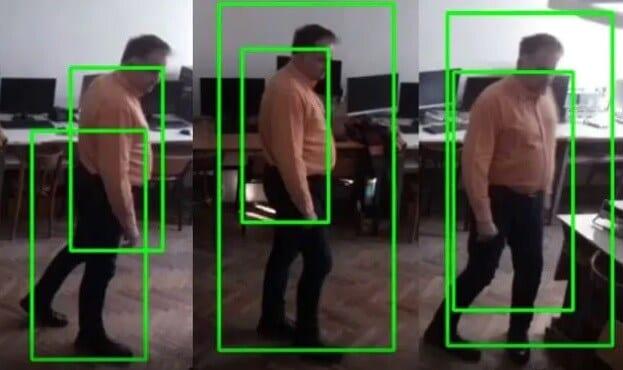First place: Dobrea Dan Marius's autonomous human detector drone