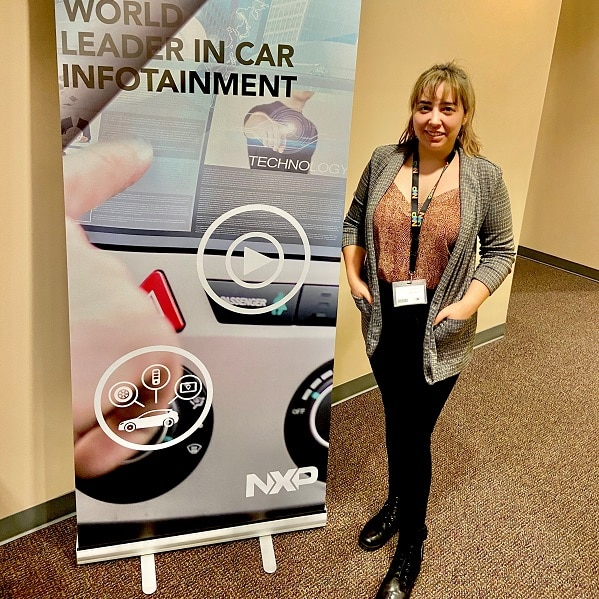 Sonia Cheney, Transnational OEM Account Manager.