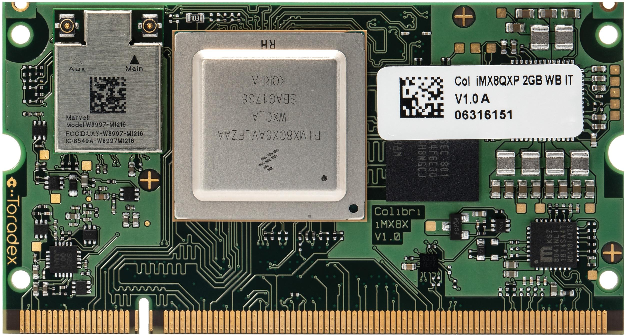 i MX 8X Applications Processors| Arm® Cortex®-A35, Cortex-M4
