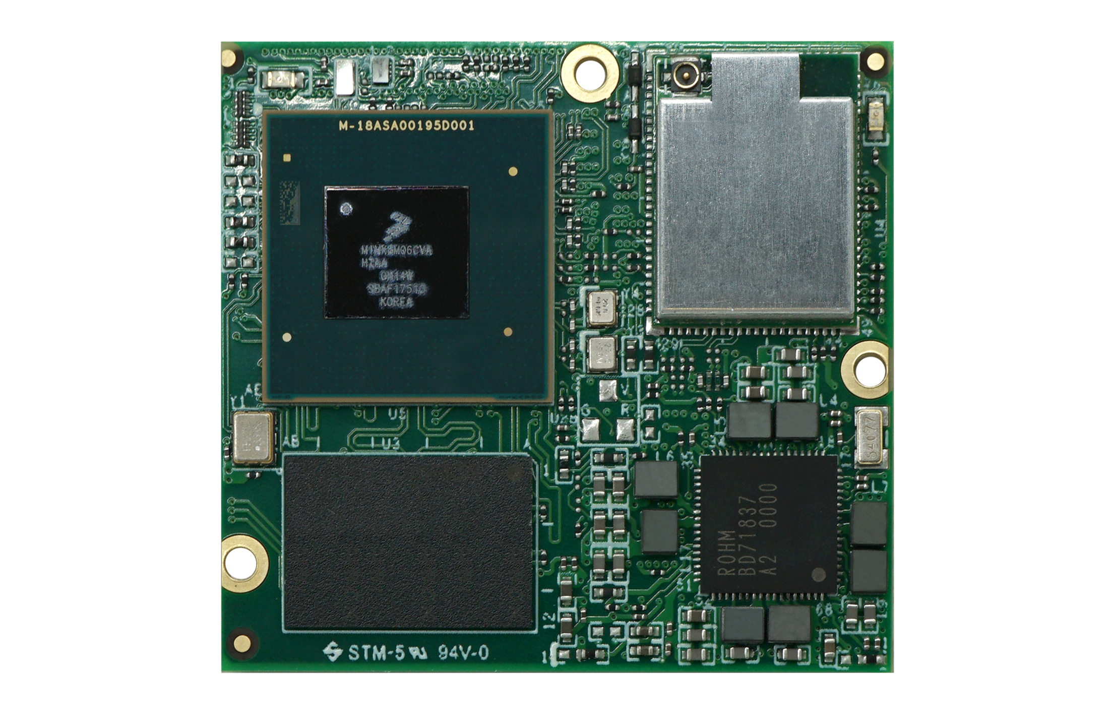 i MX 8M Applications Processor | Arm® Cortex®-A53, Cortex-M4