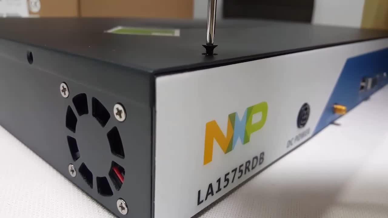NXP unveils its Layerscape LA1575RDB Reference Design Board (RDB) Overview thumbnail