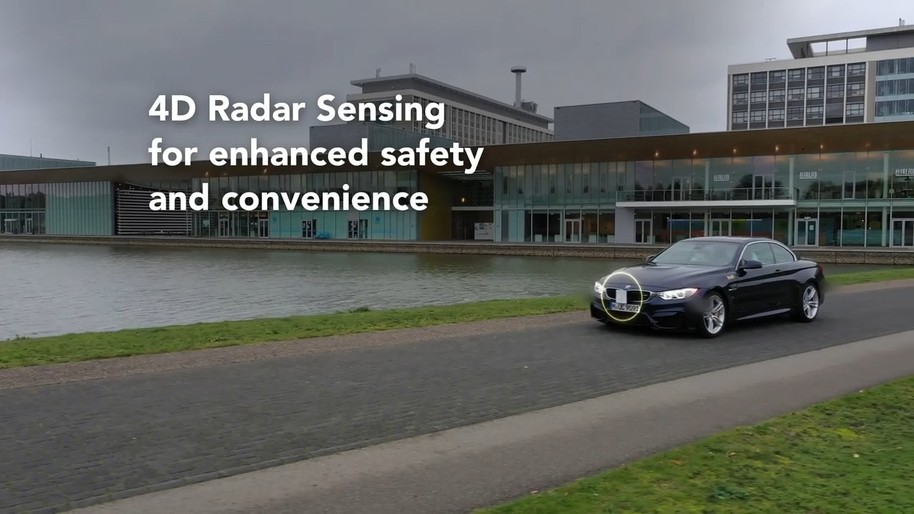 Groundbreaking Imaging Radar Technology Powered by NXP thumbnail