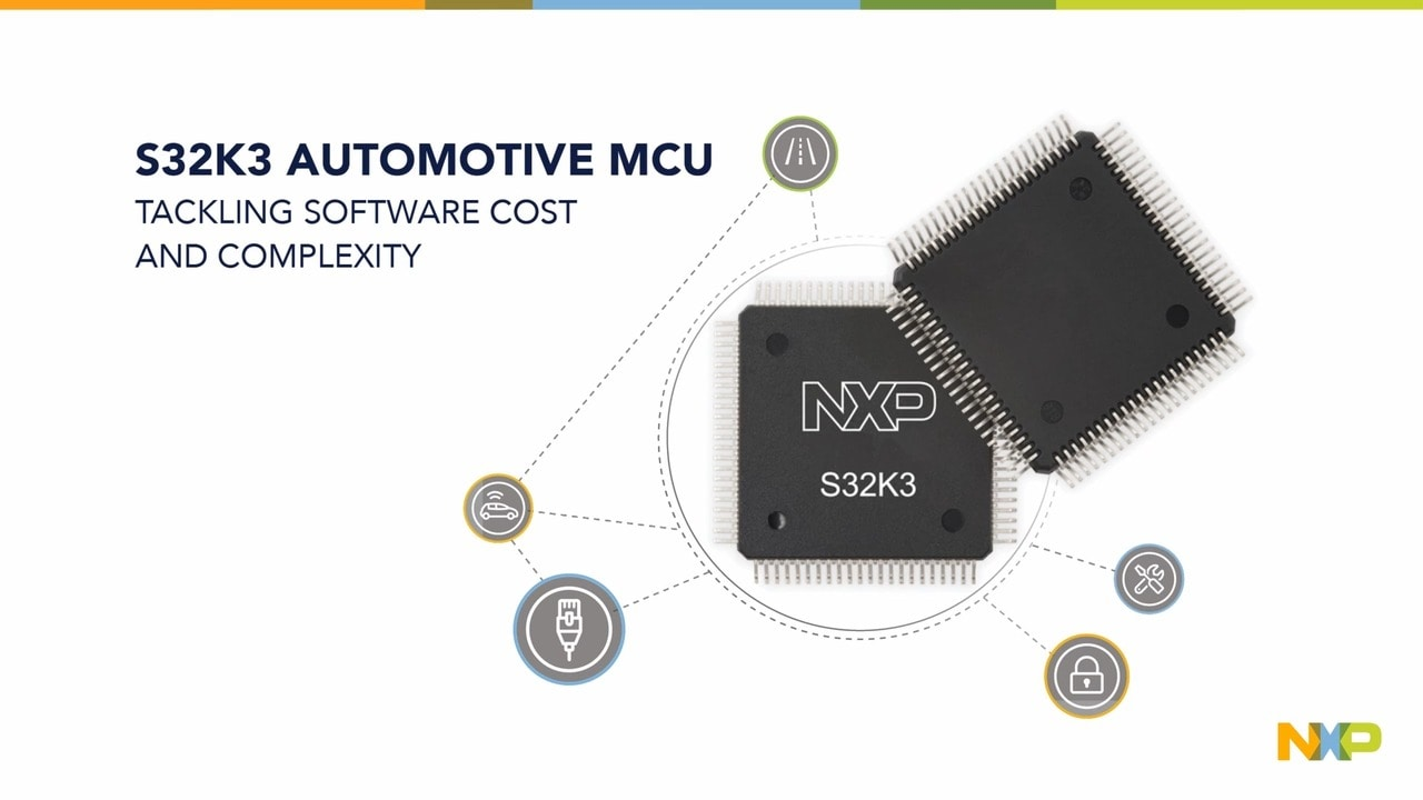 Introducing the S32K3 Automotive MCU family thumbnail