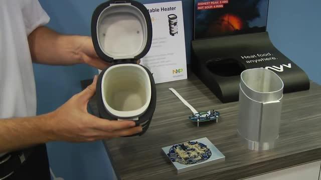 Wayv Portable Battery Operated Rf