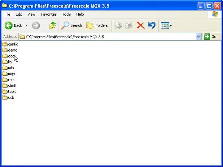 Rtos Programming C Example